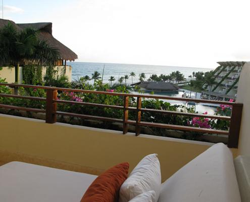 Grand Velas Resort Riviera Maya balcony