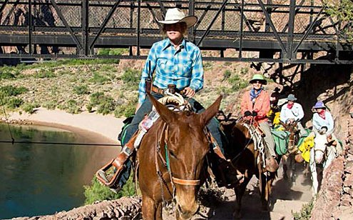 Compost Apples helps preserve the Grand Canyon