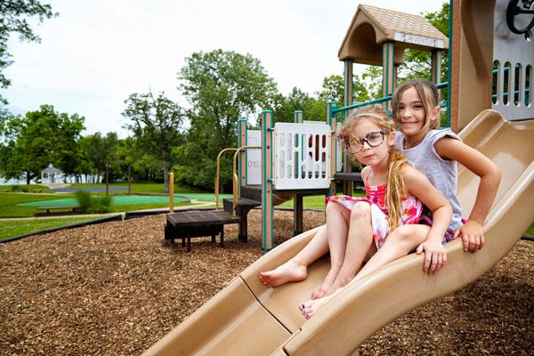 Deer Creek State Park Lodge Playground