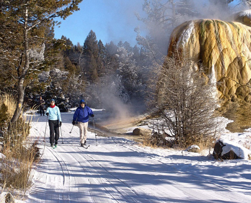 Ski the Mammoth Area