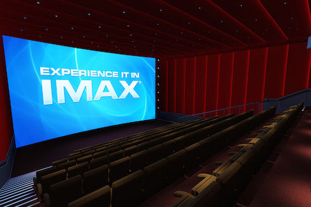 Carnival Vista's IMAX