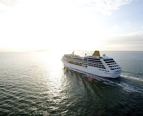 Carnival's MV Adonia is crusing to Cuba on May 1