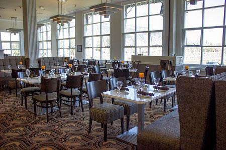 Mammoth Hot Springs Hotel Dining Room