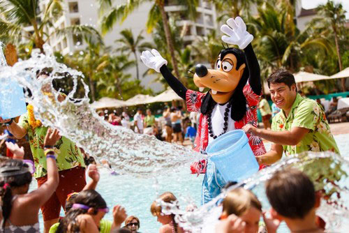 Aulani—A Disney Resort & Spa, Ko Olina, Hawaii