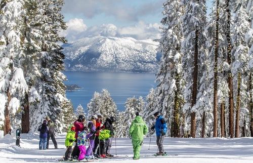 Northstar California, North Lake Tahoe, California