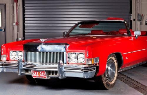 Chuck Berry Cadillac