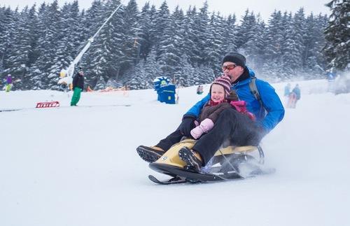 Feldberg Ski Resort, Black Forest Region, Germany