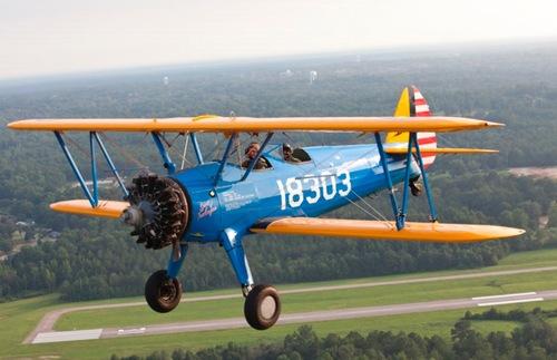 Tuskegee Airplane