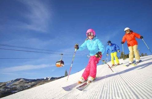 Park City Ski, Utah