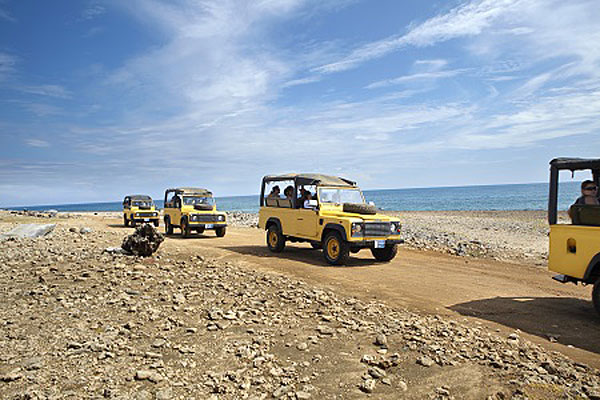 Aruba Jeep Tours