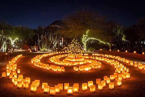 Warm Holidays in Phoenix, Arizona