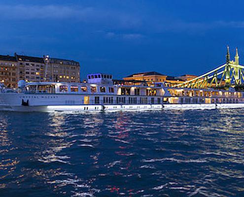 Crystal River Cruises' Crystal Mozart