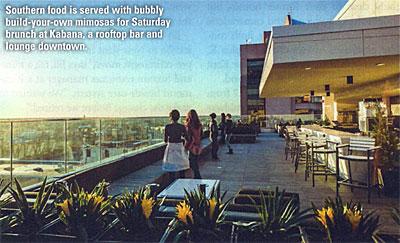Kabana Lounge downtown