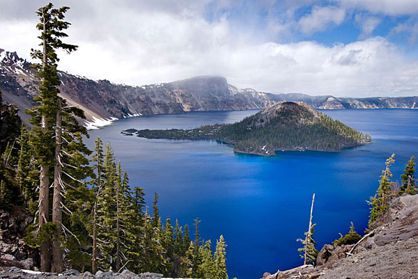 Wizard Island, Crater Lake