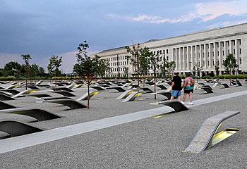 U.S. Army 9/11 Pentagon Memorial