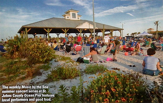 Music by the Sea summer concert series