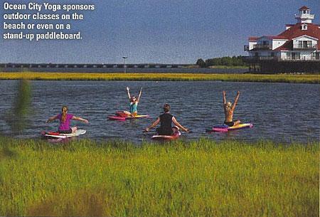 Ocean City Yoga Classes