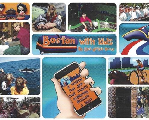 Boston with Kids App