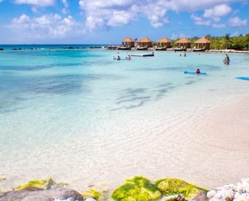 Private island on Aruba