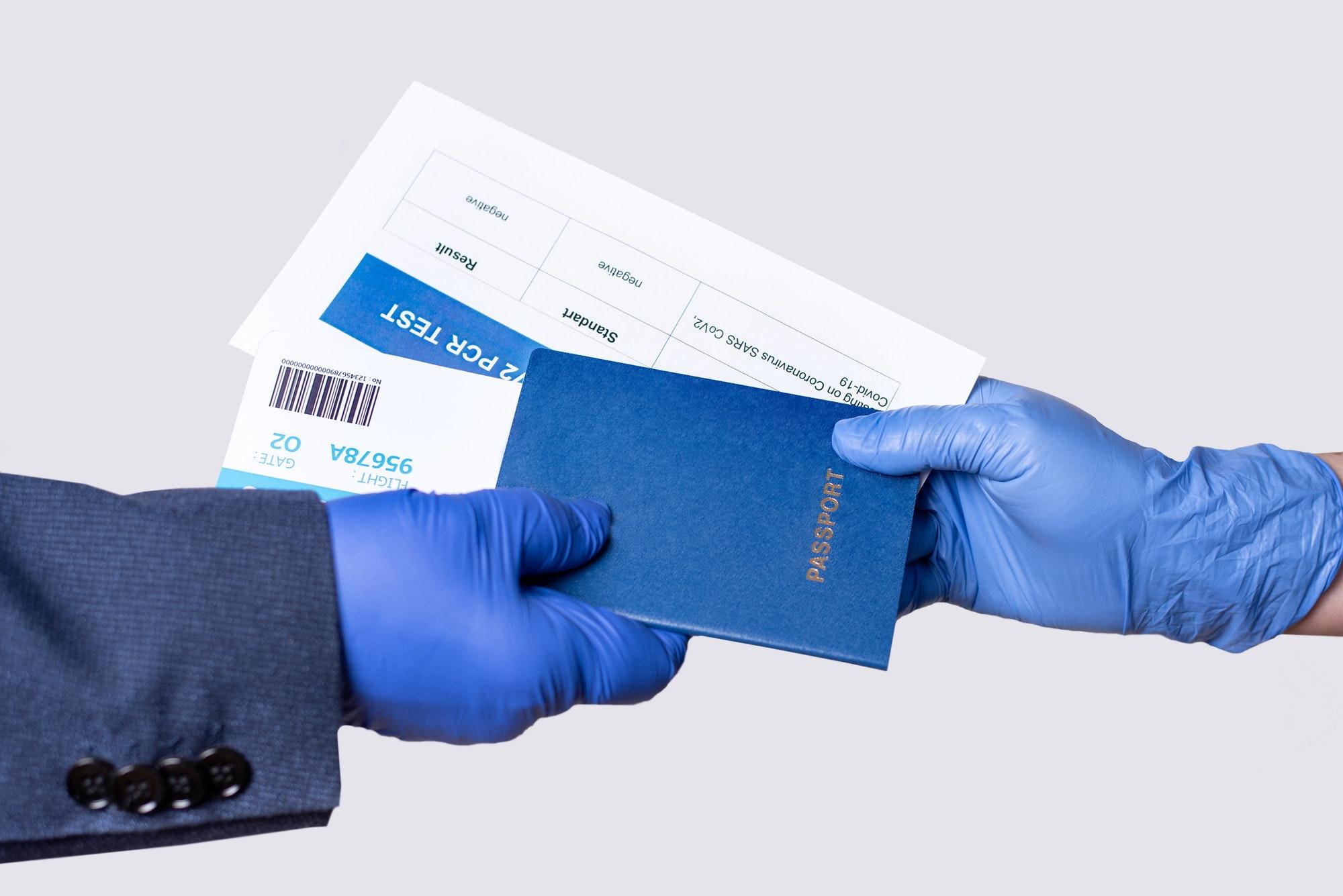 Traveler's documents